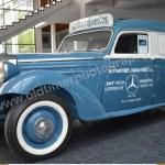 Mercedes-Benz 170 SD Fangio Service