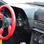 Porsche 924 Carrera GTS Detailnahaufnahme Innen