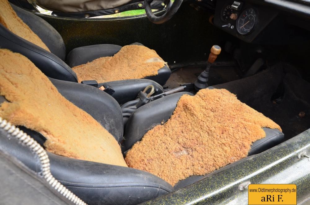 VW Buggy APAL Jet Sitze innen