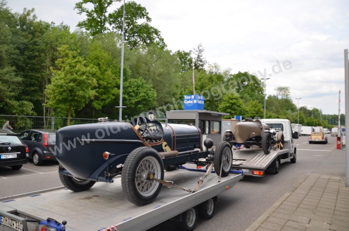 Vorkriegsrennwagen im Doppelpack
