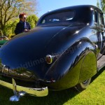 Chevrolet Master Coupe 1937 Heckansicht