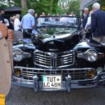 Lincoln Continental Convertible Serie 66H Baujahr 1946