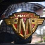 Logo Maico Motorräder
