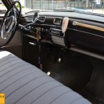 Mercedes-Benz 190 Db Ponton W 121 Interieur