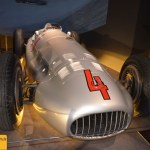 Mercedes-Benz Silberpfeil W 154 iim Museum Art & Cars
