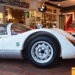 Boxenstop Museum mit Porsche 906
