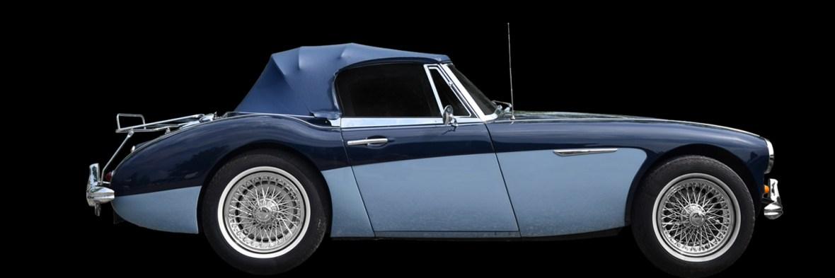 Austin-Healey 3000 Mk II Poster