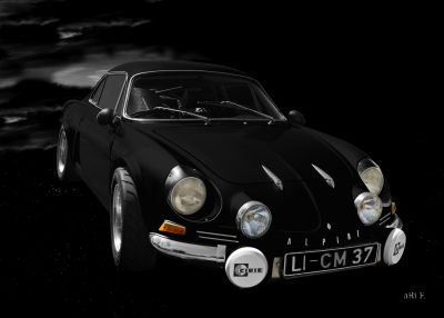 Alpine A110 (1961-1977)