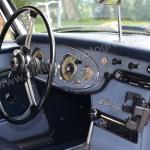 Austin-Healey 3000 Mk II Armaturentafel. Kam ursprünglich aus New Sealand und wurde zum Linkslenker umgebaut