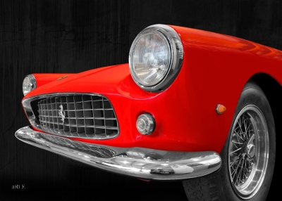Ferrari 250 GT Poster