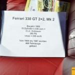 Ferrari 330 GT 2+2 technische Daten