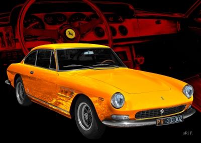 Ferrari 330 GT Serie 2 von 1965-1967