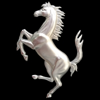 Logo Ferrari cavallino rampante