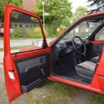 Peugeot 205 GRD Seitenansicht
