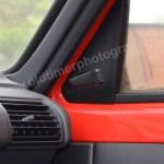 Peugeot 205 GRD mit verstellbarer Belüftung und Aussenspiegel manuell von innen verstellbar
