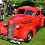 1937 Chevrolet Buick 8 Century sloper Coupe