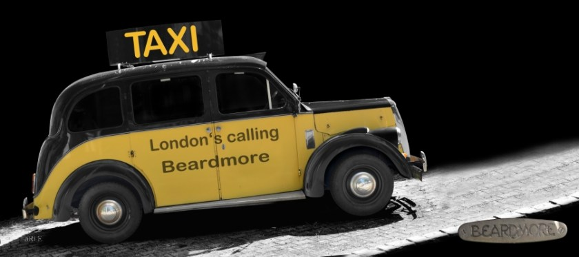 Beardmore Mk 7 Paramount Taxi unrestored