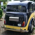 Beardmore Mk 7 Paramount Taxicab Heckansicht