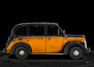 Beardmore Mk VII Paramount Taxi