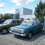 Deutsche Klassiker Oldtimer beim Hymer Museumsfest 2017