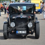 Ford T beim Hymer Museumsfest 2017