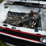 Golf GTI 1 Motor verchromt