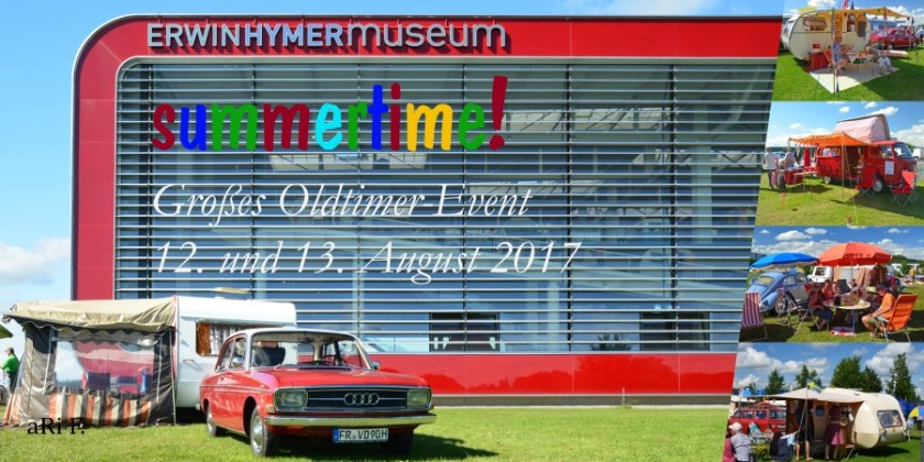 Erwin Hymer Museumsfest 2017 Bad Waldsee