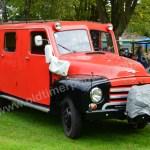 Opel Blitz Feuerwehrwagen von Rosenbauer