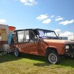 Renault Rodeo 6 mit Eriba Puck Export