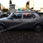 Saab 900i Sedan Seitenansicht