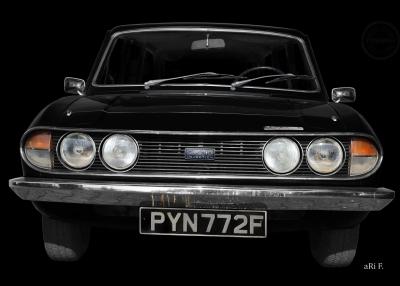 Triumph 2.5 PI Mk2 Estate found for sale?