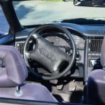 Audi 80 Cabrio Interieur