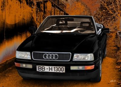 Audi 80 Cabriolet Frontansicht technische Daten