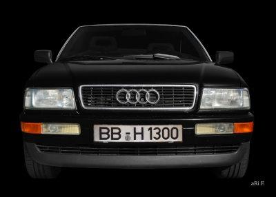 Audi 80 Cabriolet Frontansicht