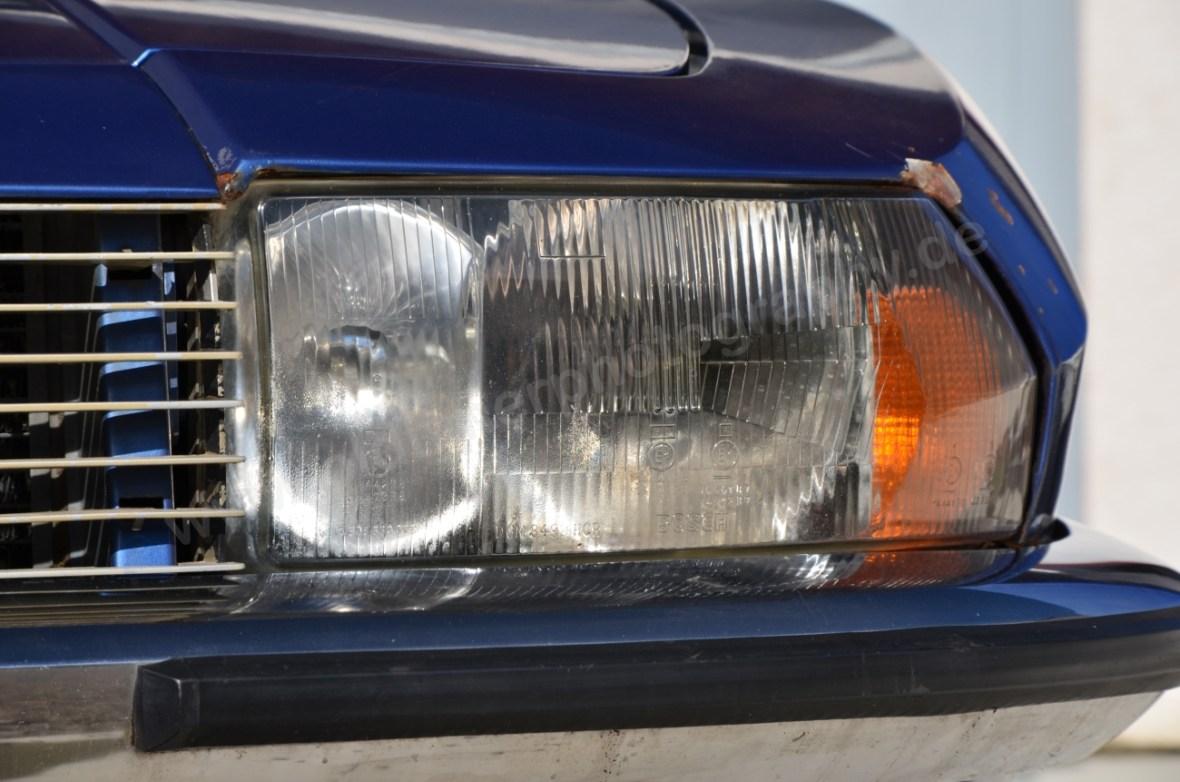 NSU Ro 80 Frontscheinwerfer