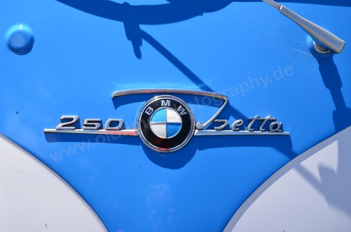 BMW Isetta 250 mit geändertem Logo ab 1959