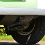 BMW Isetta Unterboden Teilansicht