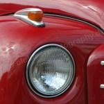 Fiat-NSU Topolino C Frontscheinwerfer und aufgesetzter Blinker auf Kotflügel