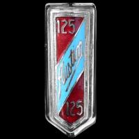 Logo Austin A125 Sheerline auf Kühlergrill