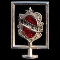 Logo Oldsmobile Custom Cruiser mit Baujahr 1988