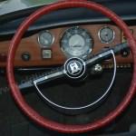 VW Karmann Ghia Lenkrad mit Instrumente