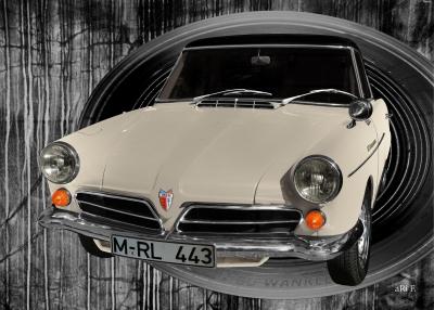 NSU Wankel Rallye Spider zu verkaufen