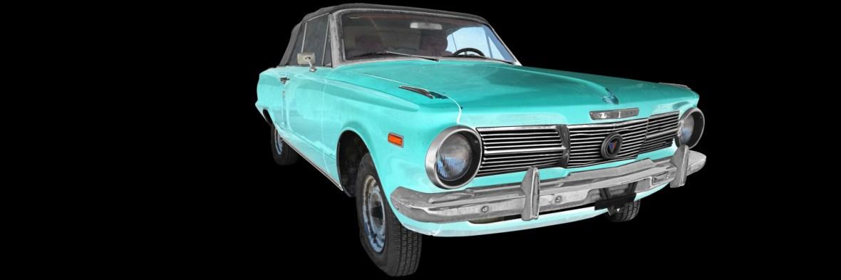 Plymout Valiant 2-door Convertible 1962-1966