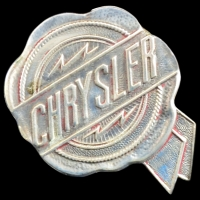 Logo Chrysler 72 six 1927–1932
