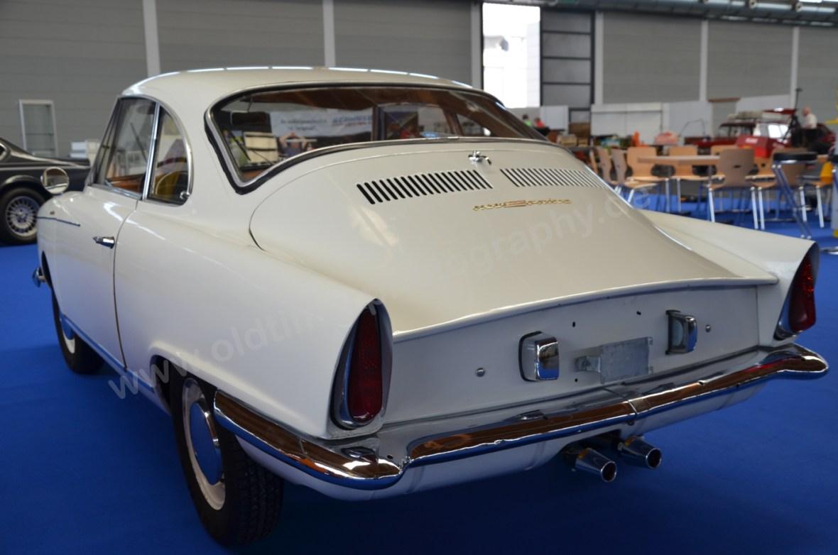 NSU Sport-Prinz Heckansicht (1959-1967)