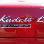 Opel Kadett L Interieur (1964–1965), das Super bedeutete, auch er mußte mit Superbenzin gefahren werden