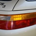 Porsche 928 Clubsport mit bündigen Heckleuchten
