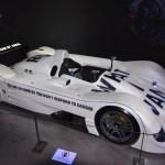 BMW Art Car V 12 LMR gestaltet von Jenny Holzer aus Ohio / USA