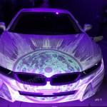 BMW i8 Design-Car gestaltet von Corinne Sutter