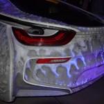 BMW i8 Design-Car mit anderer Belichtungszeit